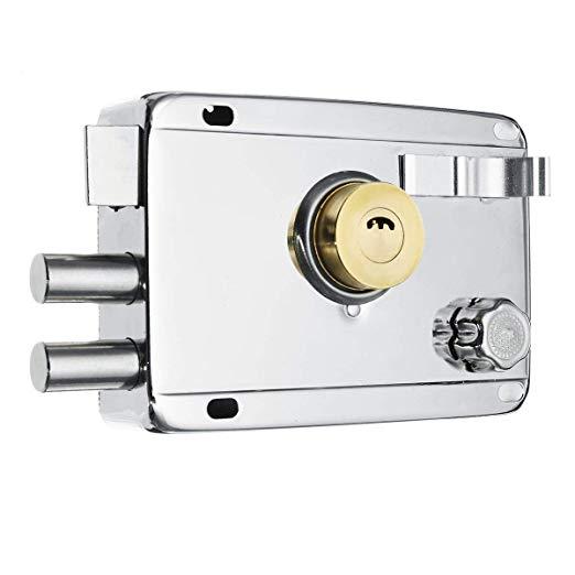 cerradura exterior - ¿Como mejorar la seguridad de mi casa?