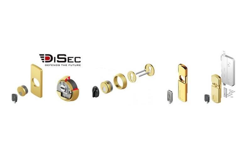 escudo principal - Escudo protector magnético DISEC