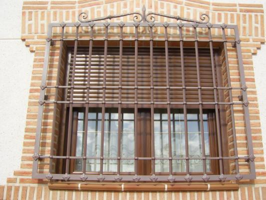 rejas ventanas - Instalacion y Reparacion Rejas de Ballesta Barcelona