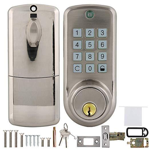 cerraduras electronicas - Instalación y Cambio Cerradura para Puerta de Seguridad